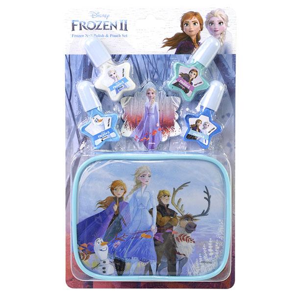 Markwins 1599006E Frozen Игровой набор детской декоративной косметики для ногтей на блистере markwins 1599024e princess игровой набор детской декоративной косметики для ногтей на блистере