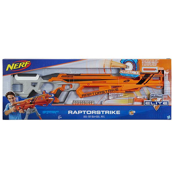 Hasbro Nerf C1895 Нерф Аккустрайк Рапторстрайк (бластер)