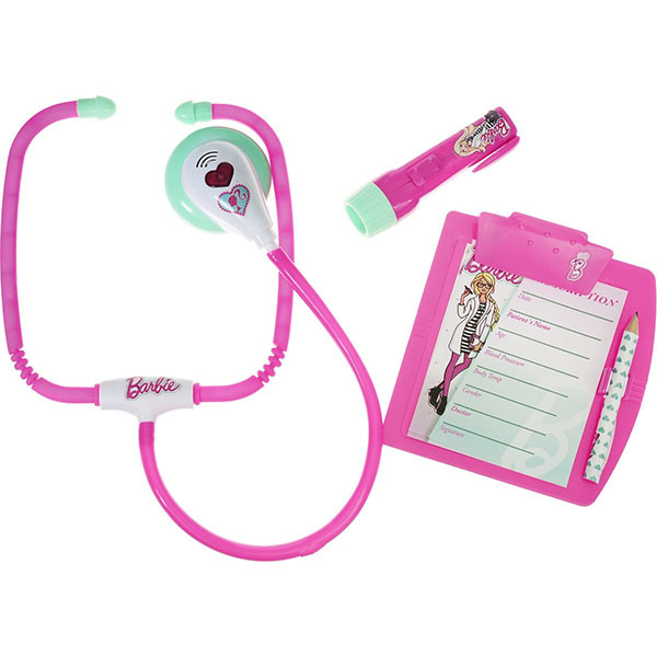 Corpa D122B Игровой набор юного доктора Barbie компактный corpa d123 игровой набор юного доктора barbie средний