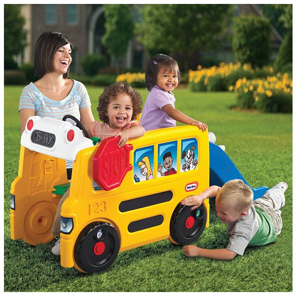 "Little Tikes 615955 Литл Тайкс Игровой центр ""Автобус"""