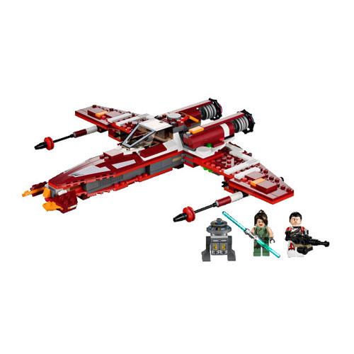 Lego Star Wars 9497 Конструктор Лего Звездные войны Республиканский атакующий звёздный истребитель