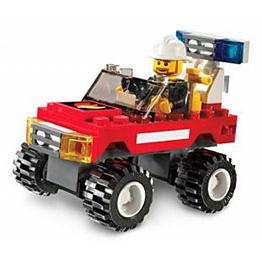 LEGO City 7241 Конструктор ЛЕГО Город Пожарный автомобиль