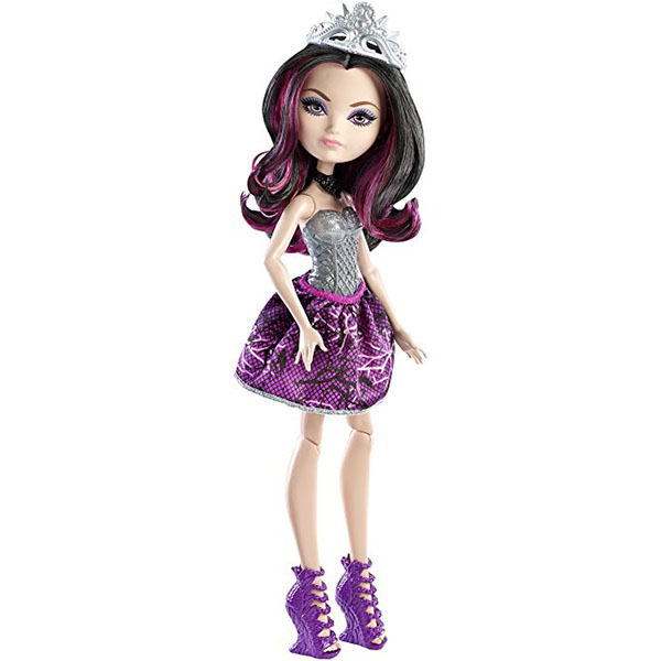 Mattel Ever After High DLB35 Рэйвен Квин пеналы mattel пенал 1 отделение узкий mattel ever after high серебр роз наполненный