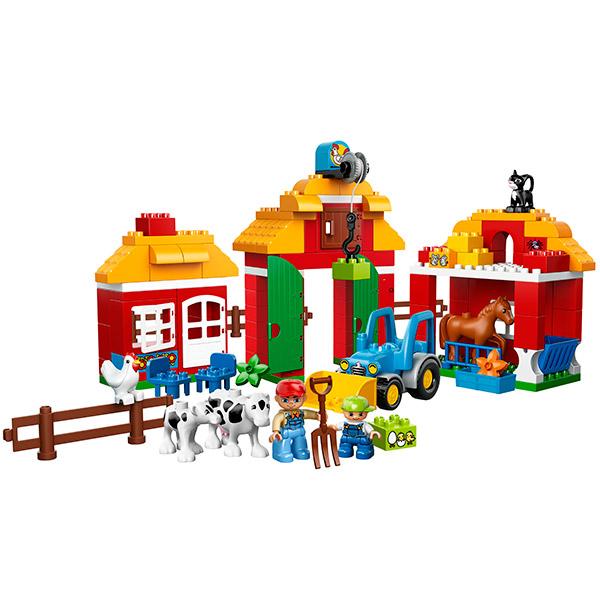 Lego Duplo 10525 Конструктор Большая ферма