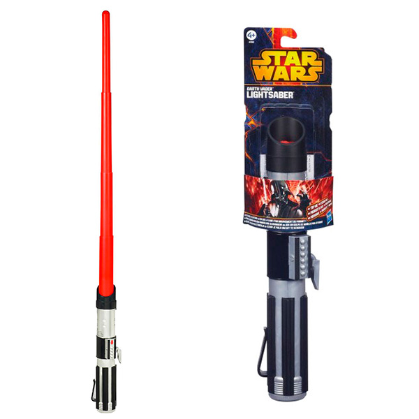 Hasbro Star Wars A1189 Звездные Войны Базовый раздвижной меч (в ассортименте)