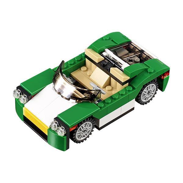 Lego Creator 31056 Лего Криэйтор Зелёный кабриолет