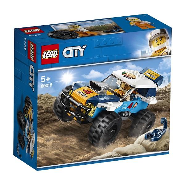 Lego City 60218 Конструктор Лего Город Транспорт: Участник гонки в пустыне