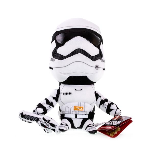 Star Wars SW01921 Звездные войны Штурмовик плюшевый со звуком starwars star wars sw02365 звездные войны дарт вейдер плюшевый со звуком