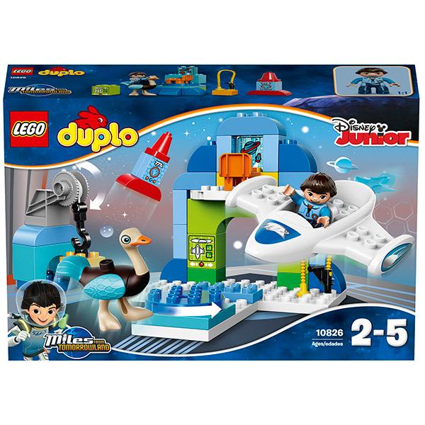 Lego Duplo 10826 Конструктор Стеллосфера Майлза