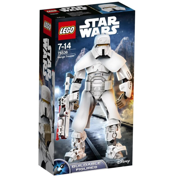 Lego Star Wars 75536 Конструктор Лего Звездные войны Пехотинец спецподразделения