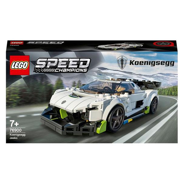 LEGO Speed Champions 76900 Конструктор ЛЕГО Чемпионс Koenigsegg Jesko