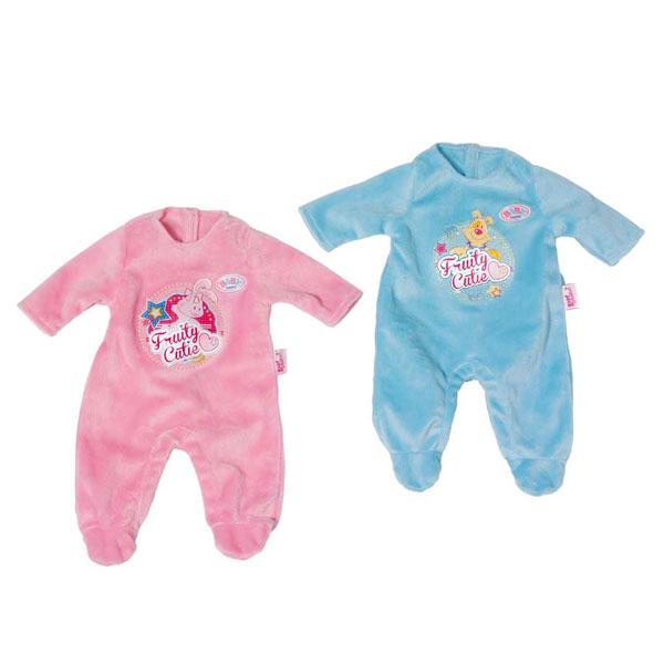 Zapf Creation Baby born 822-128 Бэби Борн Комбинезончики (в ассортименте) цена
