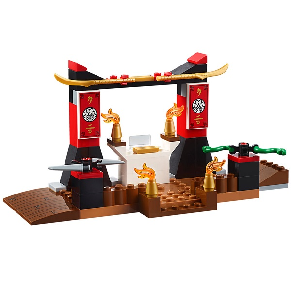 Lego Juniors 10755 Конструктор Лего Джуниорс Погоня на моторной лодке Зейна