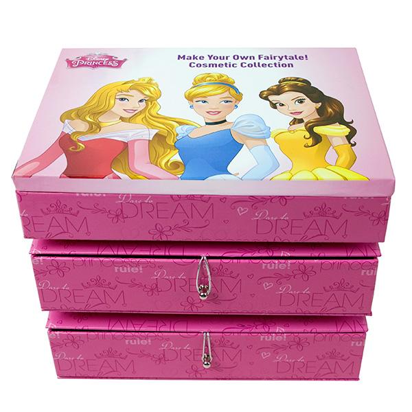 Markwins 9604251 Princess Набор детской декоративной косметики в комоде