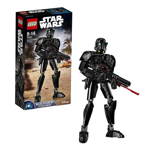 Lego Star Wars 75121 Лего Звездные Войны Штурмовик Смерти lego 10188 звезда смерти