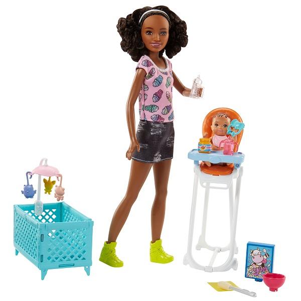 "Mattel Barbie FHY97 Барби Набор ""Няня"" (в ассортименте)"