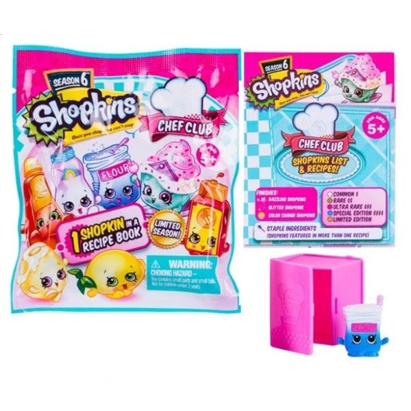 Shopkins 56510S Шопкинс Фольгированный пакетик с 1 героем shopkins 1