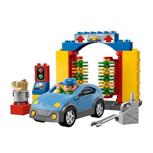 Lego Duplo 5696 Автомойка