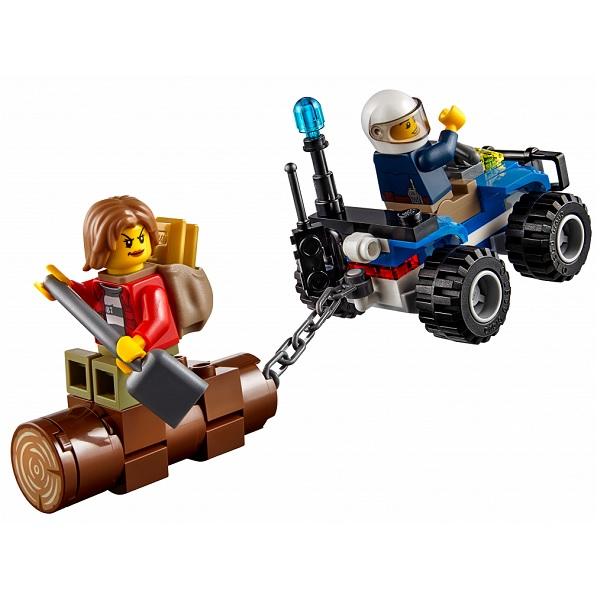 Lego City 60171 Конструктор Лего Город Убежище в горах