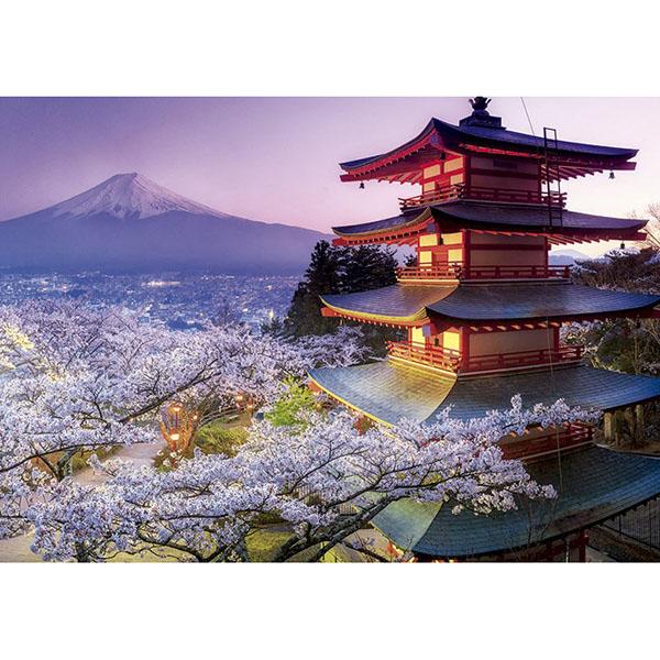 """Educa 16775 Пазл 2000 деталей """"Гора Фудзи, Япония"""""""
