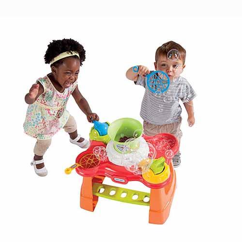 Little Tikes 630224_144 Литл Тайкс Игровой стол для создания мыльных пузырей