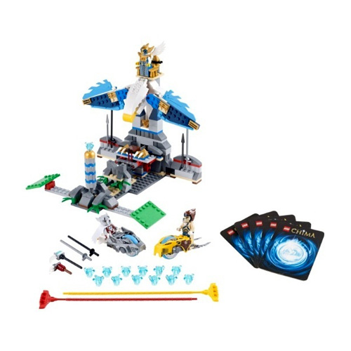 Lego Legends of Chima 70011 Замок Клана Орлов
