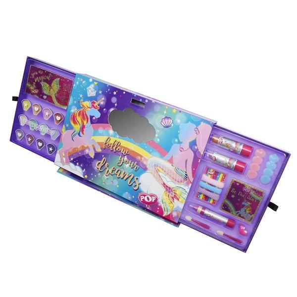Markwins 3800851 POP Игровой набор детской декоративной косметики для лица