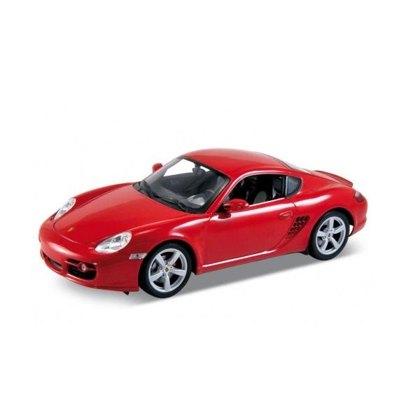 Welly 18008 Велли Модель машины 1:18 Porsche Cayman S машинки s s космо