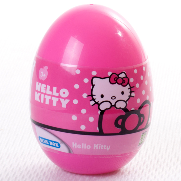Hello Kitty 003345 Хеллоу Китти Яйцо-сюрприз