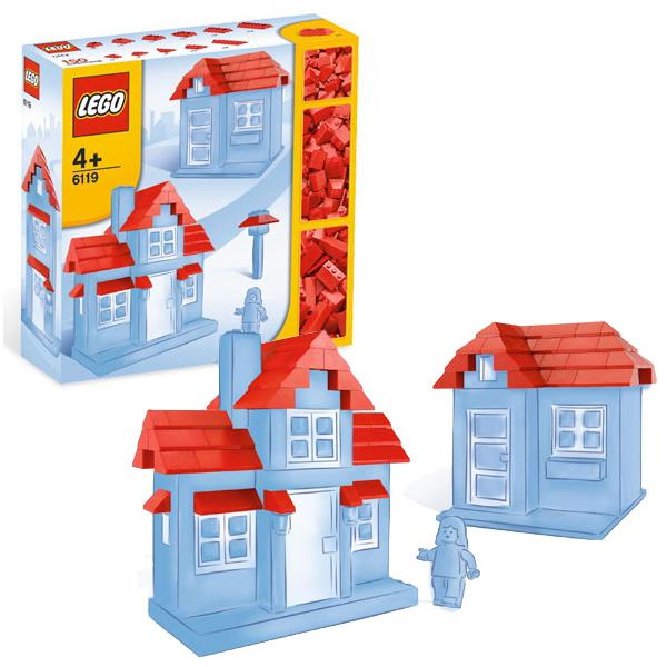Конструктор Lego Creator 6119 Конструктор Крыши