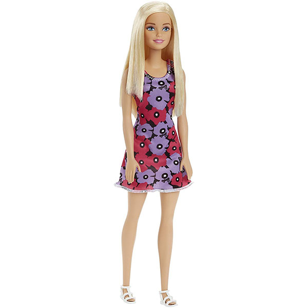 Фото - Mattel Barbie DVX89 Барби Кукла серия Стиль barbie dgx59 барби кукла серия стиль