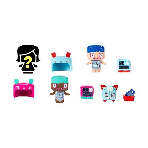 Mattel My Mini Mixi Q's DWR15 Набор из 3 фигурок