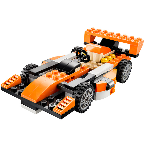 Конструктор Lego Creator 31017 Конструктор Гоночная машина Сансет