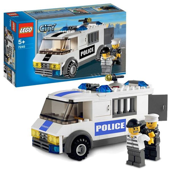 Lego City 7245 Конструктор Лего Город Спецавтомобиль