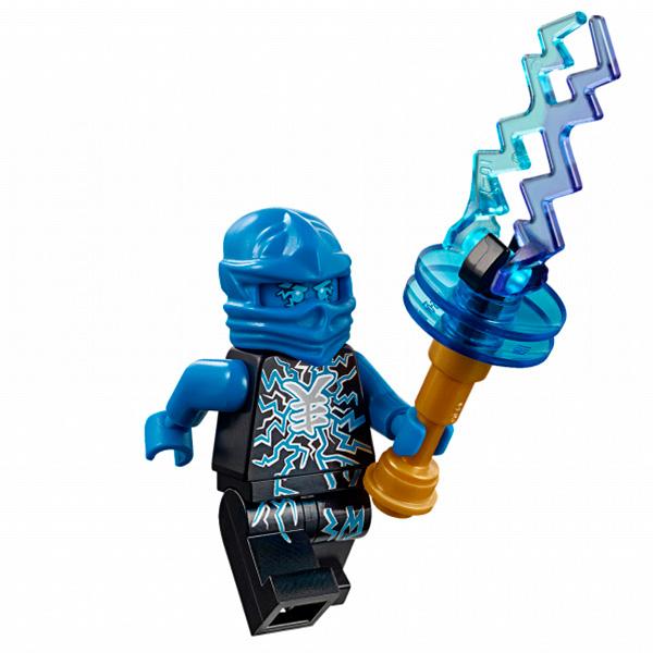 Lego Ninjago 70740 Конструктор Лего Ниндзяго Флайер Джея