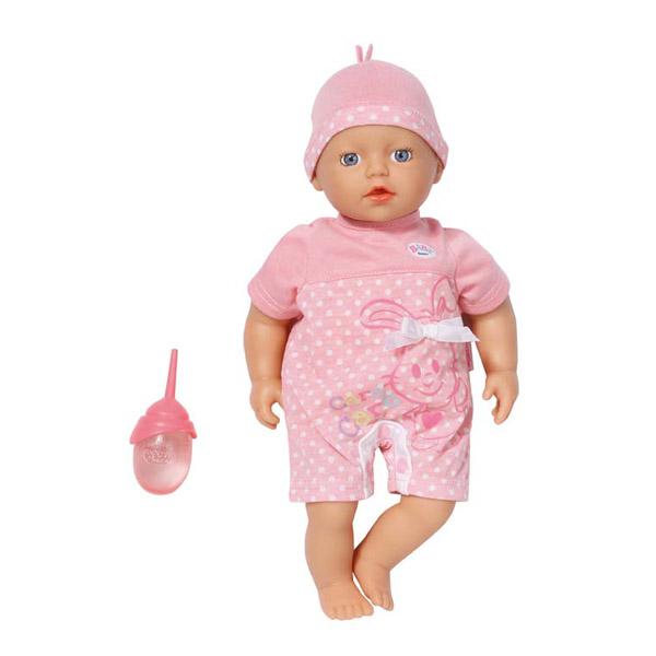 Zapf Creation Baby born 816-868_1 Бэби Борн Пупс с бутылочкой, 32 см (в ассортименте)