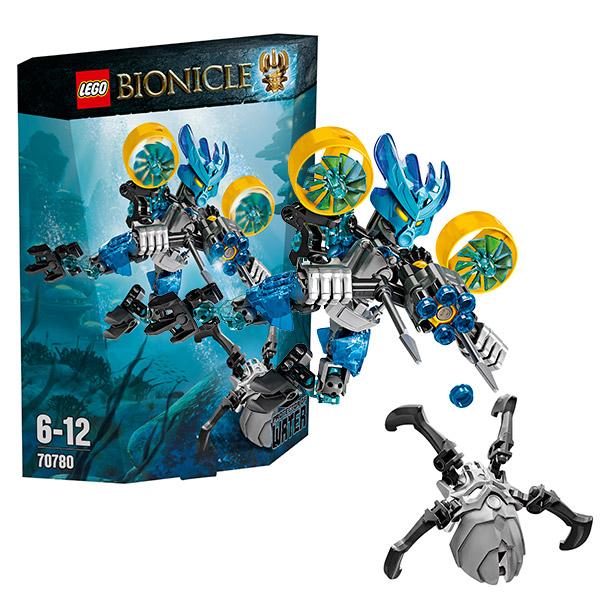 Lego Bionicle 70780 Конструктор Лего Бионикл Страж воды