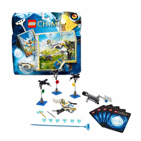 Lego Легенды Чима 70101 Конструктор Тренировочная мишень