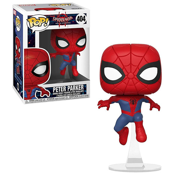 Funko POP 34755F Bobble: Marvel: Animated Spider-Man: Spider-Man 34755