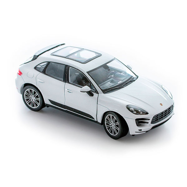 Welly 24047 Велли Модель машины 1:24 Porsche Macan Turbo игрушка welly porsche macan turbo