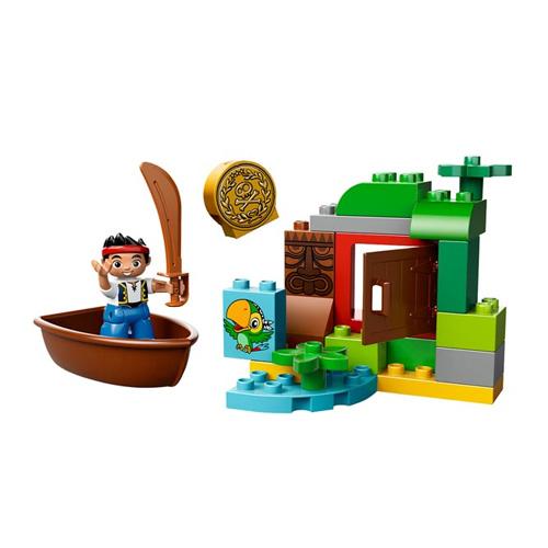 Лего Дупло 10512 Конструктор Джейк Охота за сокровищами