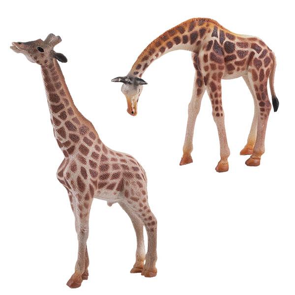 """цены на Игрики ZOO TAV008 Фигурка """"Жираф"""", 2 вида (в ассортименте)  в интернет-магазинах"""