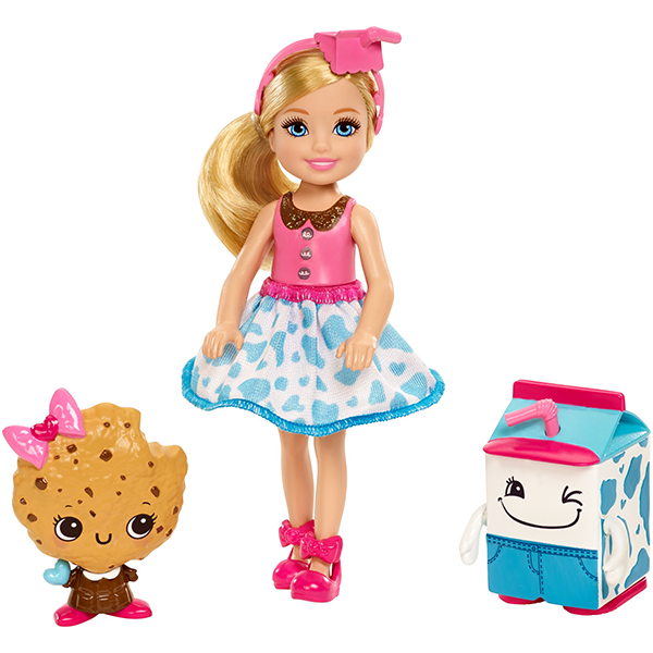 Mattel Barbie FDJ11 Барби Челси и друзья mattel кукла челси barbie