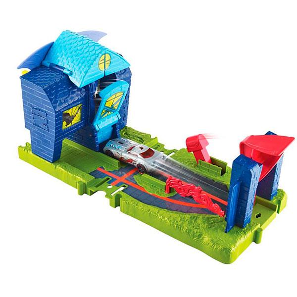 Mattel Hot Wheels FNB08 Хот Вилс Игровой набор Сити с монстрами-злодеями