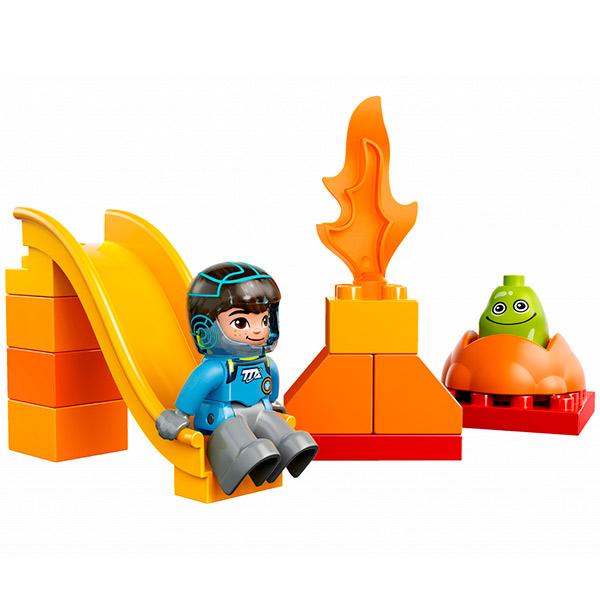 Lego Duplo 10824 Конструктор Космические приключения Майлза