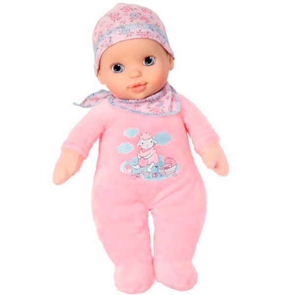 Zapf Creation Baby Annabell 794-432 Бэби Аннабель Кукла мягкая с твердой головой, 30 см цена