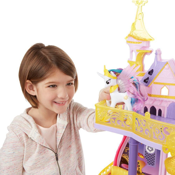 Hasbro My Little Pony B1373 Замок Кантерлот