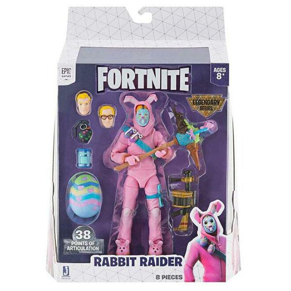 Fortnite FNT0124 Фигурка Rabbit Raider с аксессуарами