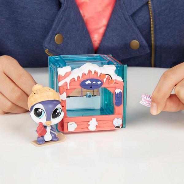 Littlest Pet Shop B0115 Литлс Пет Шоп Пингвинёнок