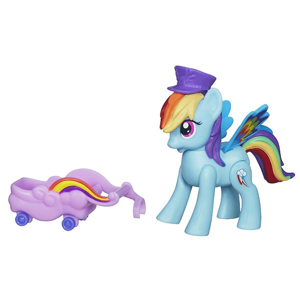 Hasbro My Little Pony A5934_9 Май Литл Пони Летающие пони с аксессуарами (в ассортименте)
